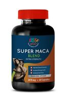 sex pills for men, Super Maca Blend 2070mg, peruvian ginseng supplement 1 Bottle