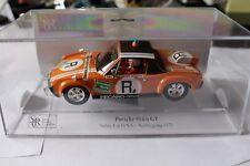 Carrera 2 Leiter Fahrzeug Scale 1:32 von SCR VW Porsche 914/6 Safety Car limit