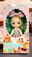 Free Shipping Middie Blythe Doll Alicia Cupcake CWC Takara