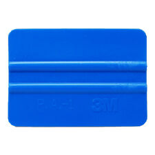 3M Blue Plastic Squeegee Car Vinyl Wrap Application Tool Scraper Decal