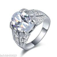 Ring Gr 64  Fingerring Gold gefüllt Herrenring Silberring Stein  Siegelring klar