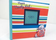 Carte Blanche- Me to You Teddy Bear- 21st Birthday Photo Album Book - BN