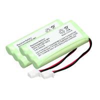 Pro 2Pcs 3.6V 500mAh NI-MH Phone Rechargeable Battery for Vtech CPH-517J BT-5872