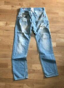 True Religion Straight Jeans 33