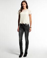 Superdry Womens Cigarette Slim Jeans