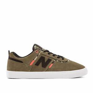 New Balance Numeric 306NDT Foy Olive Orange Mens Streetwear Skate Apparel