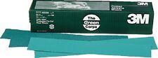 New Green Corps Stikit Production Resin Bond Paper Sheets 3m Marine 2232 Grade 3