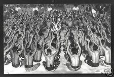 Bali rppc Kecak Monkey Dance Dancers Indonesia 50s