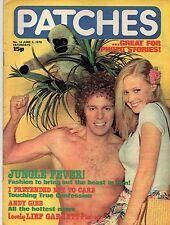 Patches Magazine 9 June 1979 No. 14      Leif Garrett     Andy Gibb
