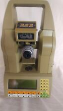 Leica TPS series total station in case with top mount DI