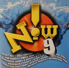 Now!, Vol. 9 by Various Artists (Janet Jackson, Hilary Duff) (CD 2004) VG++ 9/10