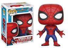Funko POP! Spider-Man Homecoming: Spider-Man - Vinyl Bobble-Head Figure 220 NEW