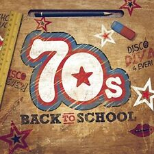 Various Artists - 70s Back To School / Various [New CD] UK - Import