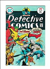 "DETECTIVE COMICS #447  [1975 FN]  ""ENTER: THE CREEPER"""