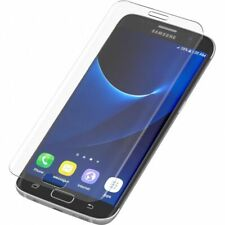Official ZAGG HD Clear Tough Glass Screen Protector for Samsung Galaxy S7 Edge