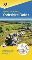 50 Walks in the Yorkshire Dales 9780749581251 | Brand New | Free UK Shipping