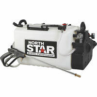 NorthStar Boomless Broadcast and Spot Sprayer 16-Gallon Cap, 2.2 GPM, 12 Volts