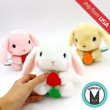 Amuse Pote Usa Loppy Rabbit Field Plush Standard Size Cute Japan Kawaii
