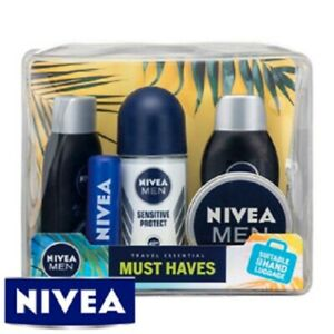 NIVEA MEN Must Haves Travel Essentials Set
