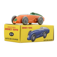 Atlas Dinky Toys 23A AUTO DE COURSE #4 1/43 Alloy Diecast Car model & Toys Model