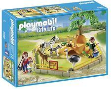 PLAYMOBIL 5968 Zoo Animal Enclose New sealed in box OOP