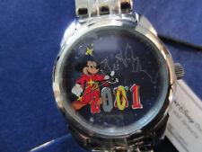 Disney Mickey Sorcers Aprentice 2001 Disneyland Resort Limited Edition watch