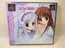 PS1 Playstation SISTER PRINCESS Pure Story JAPAN Game Brand New p1