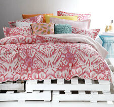 Queen Bed Size Doona Quilt Cover Set Java Watermelon Ltd. Logan and Mason 3