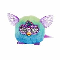 Furby Boom Furblings Green Blue Toy Electronic Talking Pet Ages 6+ Boys Girls