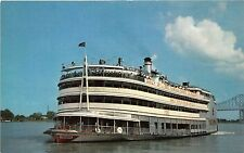 BF37152 s s president mississippi river SUA  Boat Ship Bateaux