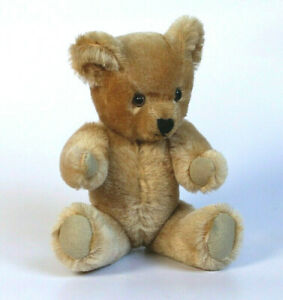 """Vintage Romsey teddy bear collectors edition VGC jointed with felt pads 11"""""""