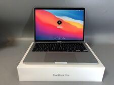 Apple MacBook Pro 13 Zoll 2020 16Gb 512 SSD Silber