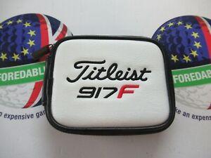 TITLEIST 917 F WEIGHT POUCH