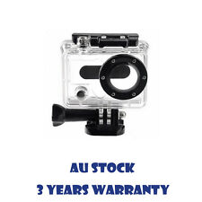 Waterproof Protective Clear Housing Case for GoPro Hero HD 1 2 (35M Underwater)