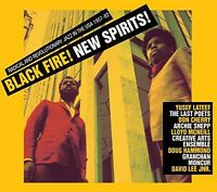 Soul Jazz Records Pr - Black Fire New Spirit [New CD] Deluxe Edition