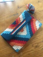 New Wallet/Pencil Case Made From Hand Woven Genuine Persian kilim, Gelim