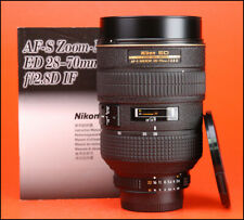 Nikon AF-S 28-70 mm F2.8 D SWM autofocus objectif Nikkor-Manuel Focus Lentille Seulement