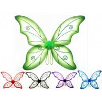 """Large Adult Fairy Butterfly Wing 34"""" X 24"""" Dance Wings"""