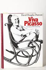 ARTE LIBRO: Viva Picasso - Zu Seinem 100. compleanno, D.D.Duncan (79296)