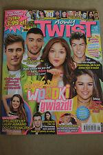 Nowy Twist 8/2016 Taylor Swift, Zyan Malik, Selena, Jorge, Andy Black, Dua Lipa