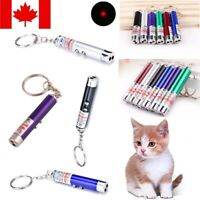 Pet Laser Pen Dog Cat Toy Light Animal Torch Pointer Training Torch Toy Interact