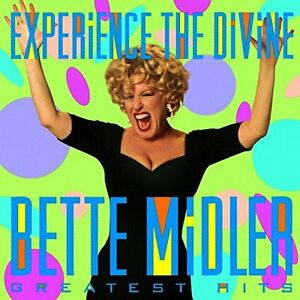 """BETTE MIDLER """"EXPERIENCE THE DIVINE - GREATEST HITS"""""""