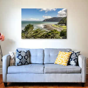 Lynmouth - Various Sizes - North Devon Canvas - Ready to Hang