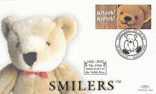 (426660) GB Benham FDC Smilers Bearsted 2002