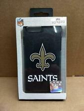 Prime Brands Cell Phone Case for Apple iPhone 8+/7+/6+-NFL New Orleans Saints