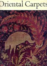 Antique Oriental Carpets - Types Patterns Symbols Countries / Scarce Book