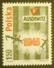 POLAND STAMPS MNH 1Fi2215 Sc2082 Mi2362 - Oswiecim-Auschwiz, 1975, clean