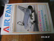 1?µ µ? Revue Air Fan n°41 De Havilland DH 100 Vampire / Defense Canada Finlande