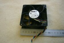12V DC Case Cooling Fan Nidec 90x90x32mm Speed Adjustable