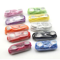 New 3.5mm Handsfree Earphone Headphone Headset W/ MIC for iPod MP3 Cell Phones